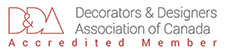 Design Theory Member of the Decorators & Designers Association of Canada